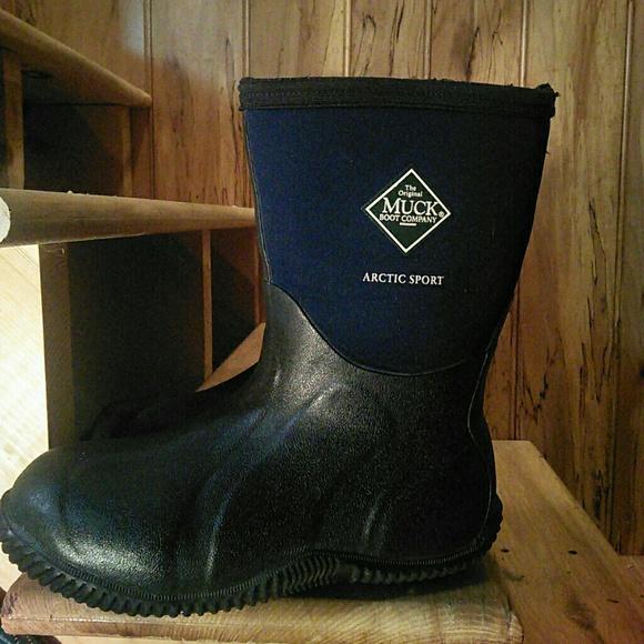 Kids Arctic Sport Muck Boots | Poshmark